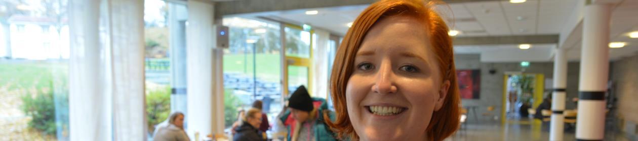 Solveig Marie Fleischer blir ny leder for Studentparlamentet ved Nord universitetet 1. juli 2018