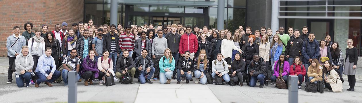 mange internasjonale studenter ved Nord universitet