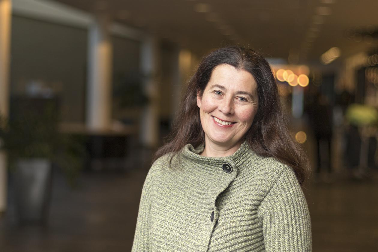 Førsteamanuensis Dorthe Eide: Leder arbeidet med nytt system for kvalitetstesting i reiselivet. Foto: Svein-Arnt Eriksen