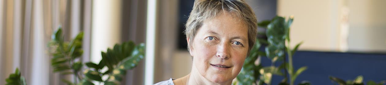 Konstituert rektor Hanne Solheim Hansen