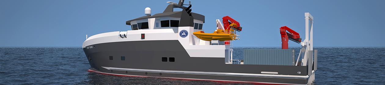 Kystforskningsfartøy, LMG Marine
