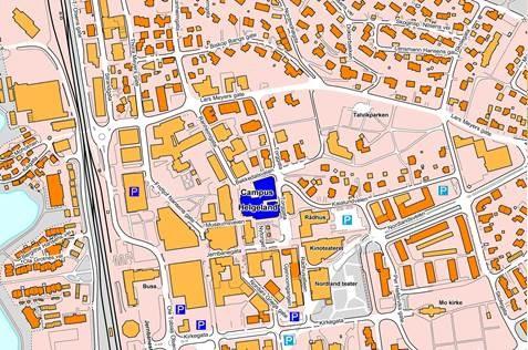 kart steinkjer sentrum Studiestart 2016 Mo i Rana kart steinkjer sentrum