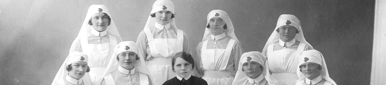 Sykepleierutdanningen i Bodø 100 år