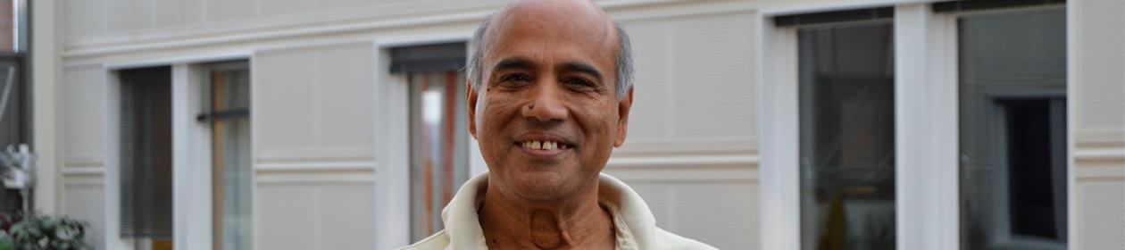 Førsteamanuensis i sosiologi, Masudur Rahman