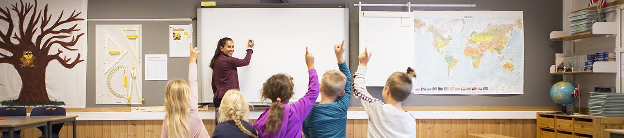 Fakultet for lærerutdanning, kunst og kultur