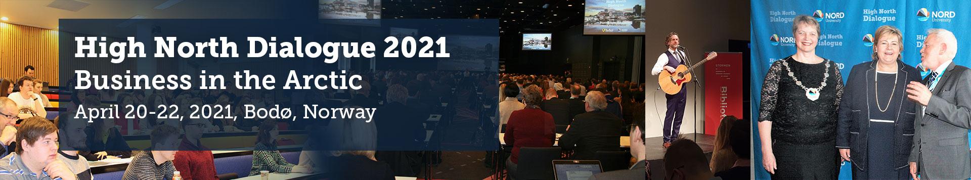 High North Dialogue 2021