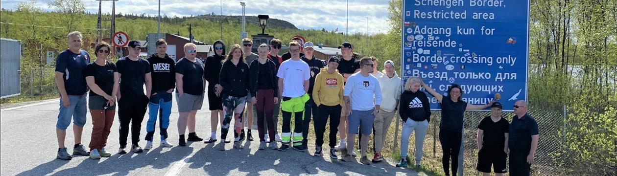 Norges Fiskarlags miljøprosjekt «Rent hav – blått ansvar» - norsk ungdom