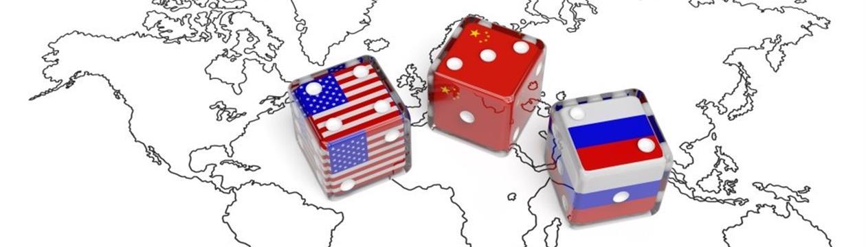 Russland og USA i Arktis