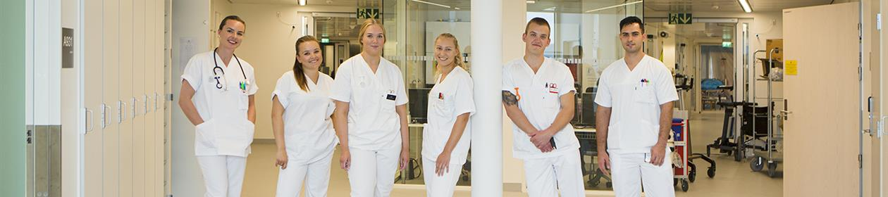 Sykepleiere Nord universitet