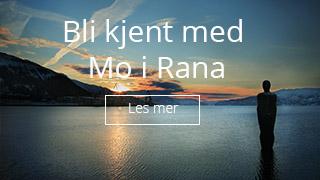 Fakta om Mo i Rana