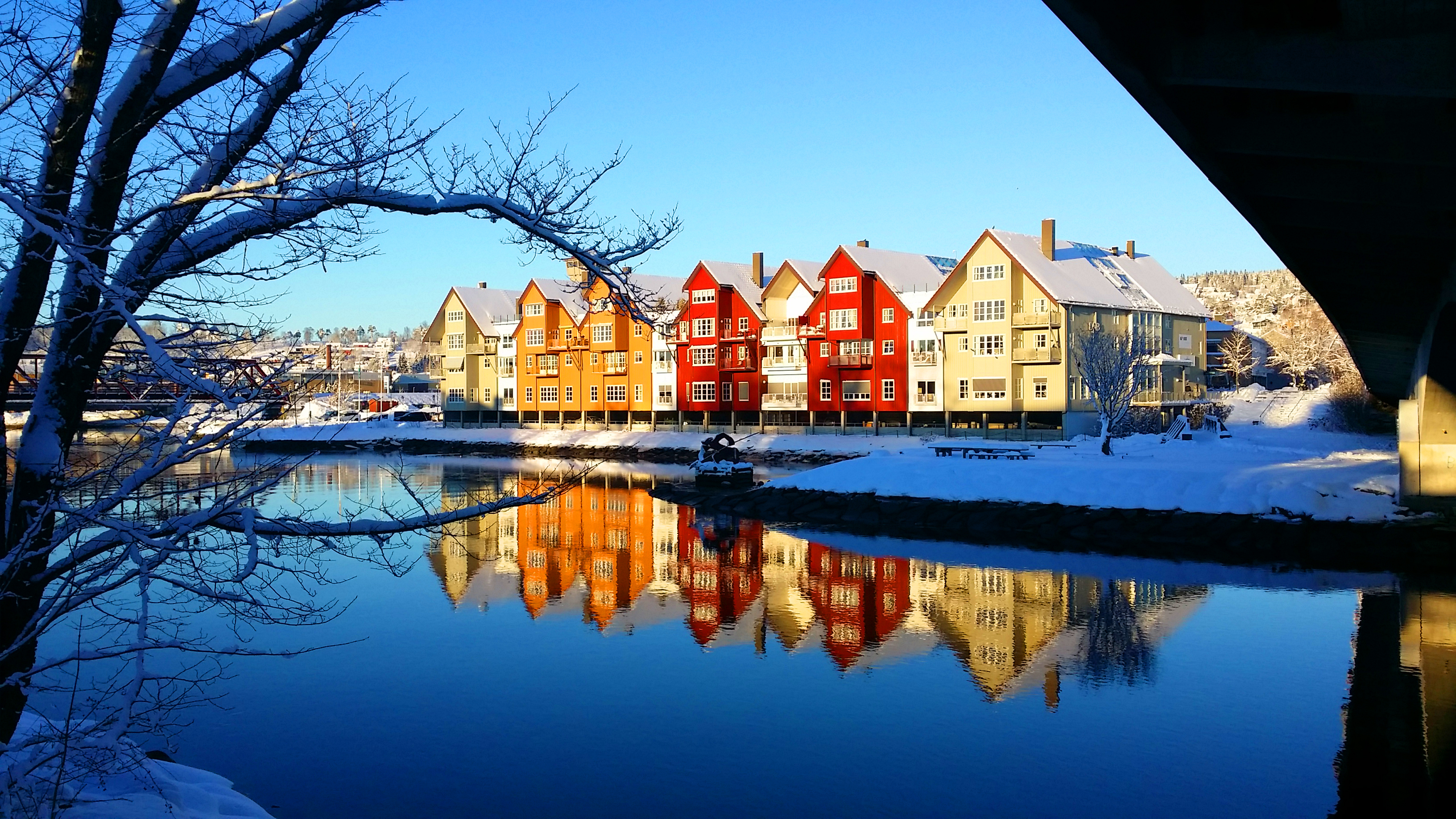 Get to know Steinkjer